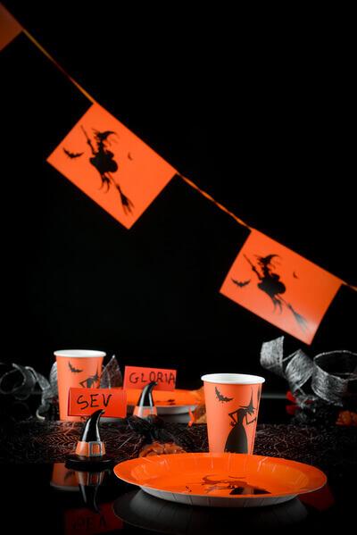 Guirlande sorciere halloween 1