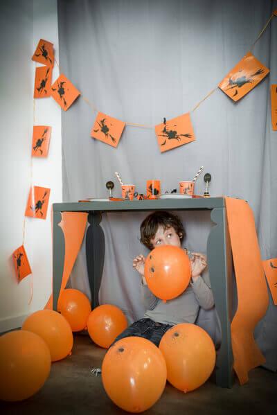 Guirlande sorciere halloween 2