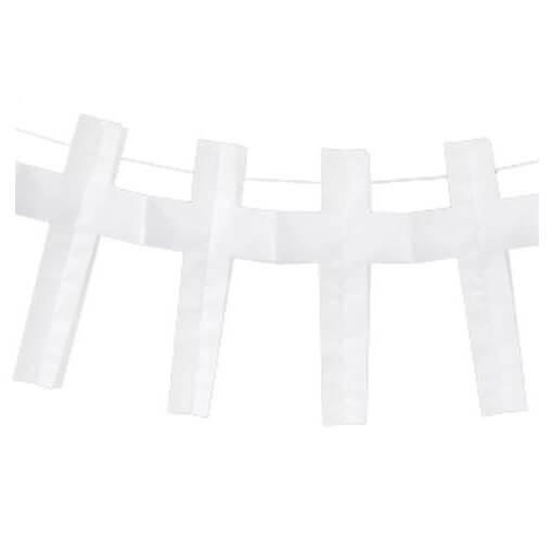 Gurilande communion croix blanche