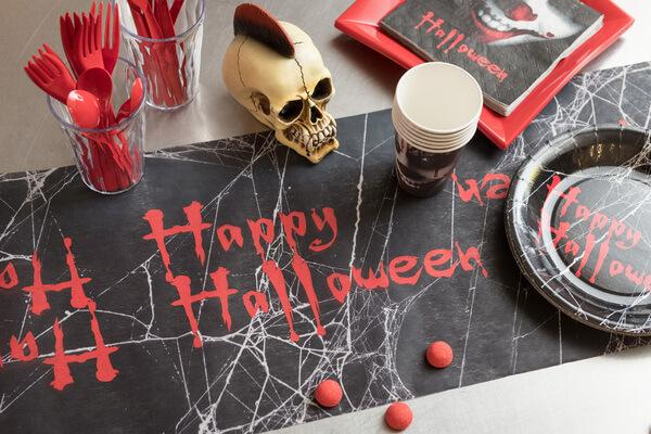 Histoire horrible halloween