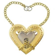 Jeu de casse-tête Huzzle HEART (x1) REF/CPHEA