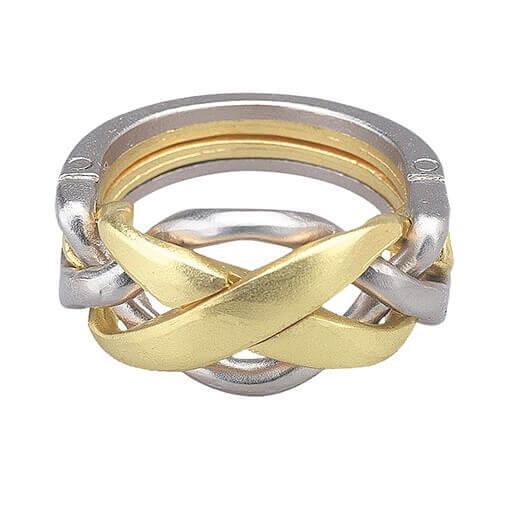 Huzzle casse tete ring