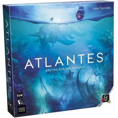 Jeu de stratégie Atlantes (x1) REF/JCAT