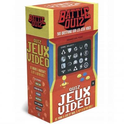 Jeu Battle Quiz sur les jeux vidéo REF/DPGA7087