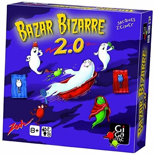 Jeu d ambiance bazar bizarre 2 0