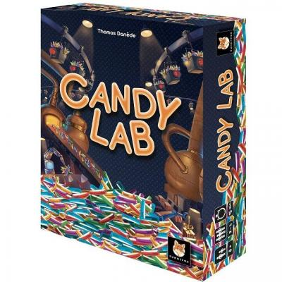 Jeu d'ambiance Candy Lab (x1) REF/FUCAN