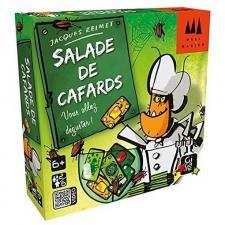 Jeu de cartes Salade de cafards (x1) REF/DRKSAL