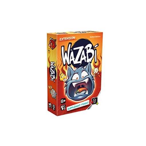 Jeu d ambiance wazabi piment