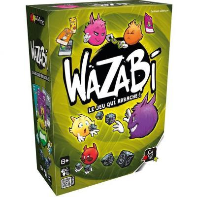 Jeu de cartes Wazabi (x1) REF/GFWA