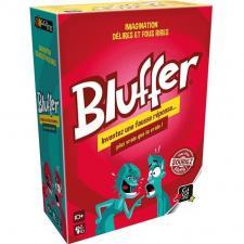 Jeu de société avec bluff: Bluffer (x1) REF/JBLU