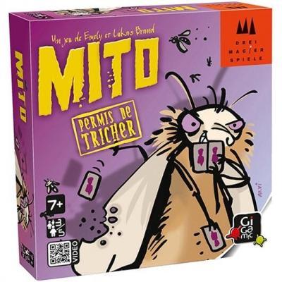 Jeu de bluff Mito (x1) REF/DRMIT