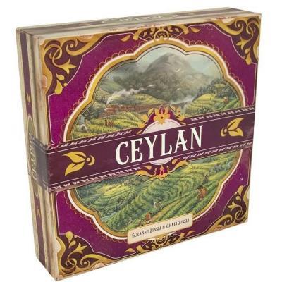 Jeu de société Ceylan (x1) REF/FUCEY