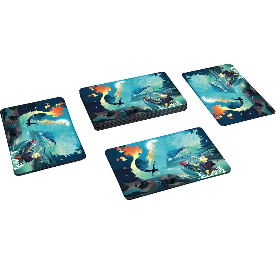 Jeu de cartes difference