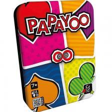 Jeu de cartes Papayoo (x1) REF/GMPA