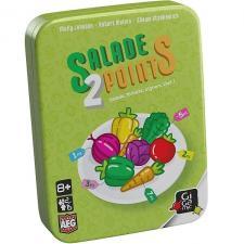 Jeu de cartes salades 2 points (x1) REF/JSAL