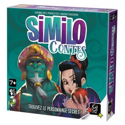 Jeu de cartes Similo Contes (x1) REF/HSCO