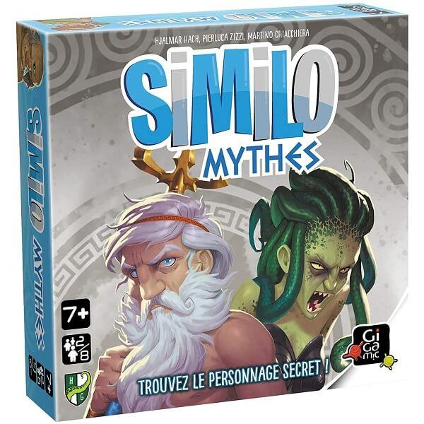 Jeu de cartes similo mythes
