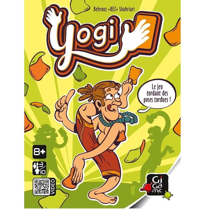 Jeu de cartes yogi