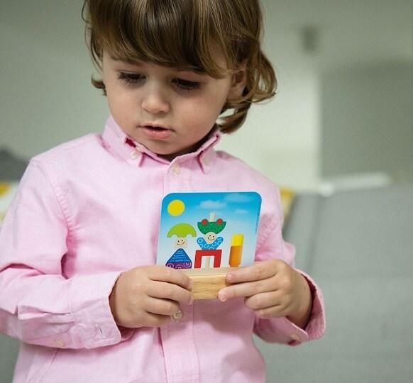 Jeu de reflexion pour enfant jour et nuit