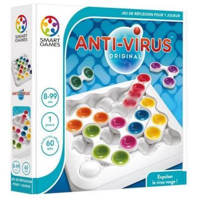 Jeu de réflexion pour enfants: Anti-virus (x1) REF/SG 520 FR