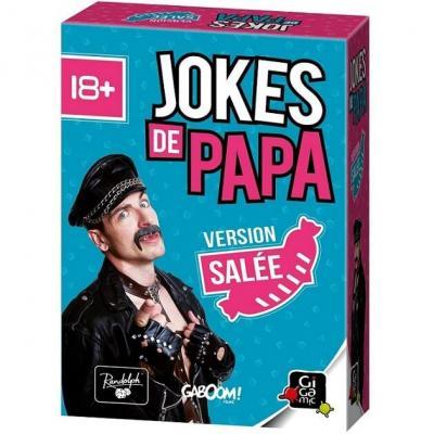 Jeu de société adulte Jokes de papa extension salé (x1) REF/JOKSA
