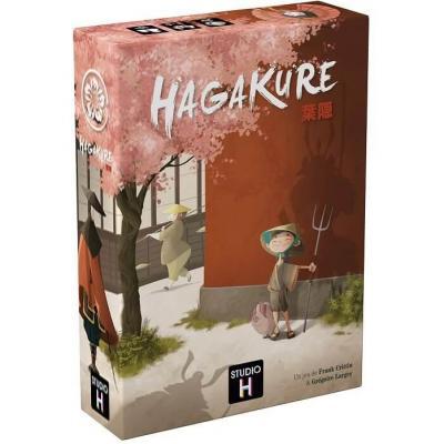 Jeu de société avec cartes Hagakure (x1) REF/STHAG
