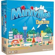 Jeu de société avec cartes: Minivilles Deluxe (x1) REF/SWMIN