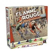 Jeu de société avec stratégie Flamme Rouge (x1) REF/JLFL