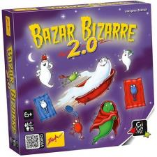 Jeu de société avec ambiance Halloween: Bazar Bizarre 2.0 (x1) REF/ZOBA2