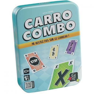 Jeu de cartes Carro Combo (x1) REF/AMCAR