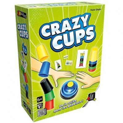 Jeu de rapidité Crazy Cups (x1) REF/AMHCC