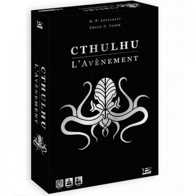 Jeu de société Cthulhu : L'Avènement (x1) REF/BRGL0398