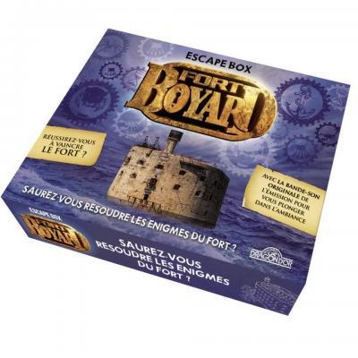 Jeu de société Escape Game Box: Fort Boyard 3 (x1) REF/404ED1372