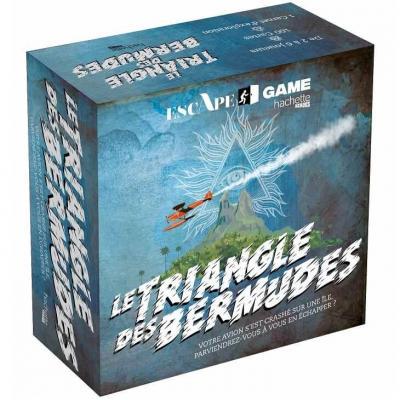 Jeu de société Escape Game: Le triangle des Bermudes REF/HH9550