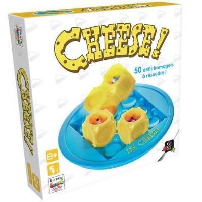 Jeu de société: Cheese (x1) REF/CESCH