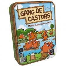 Jeu de société d'ambiance Gang des Castors (x1) REF/AMGANG