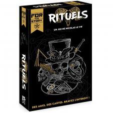 Jeu de société Halloween: Rituels (x1) REF/BRRIT