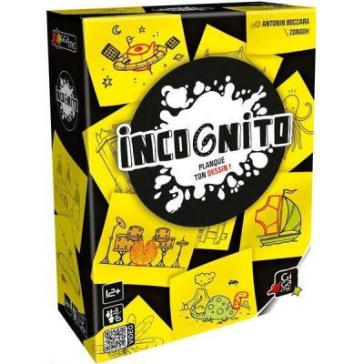 Jeu de société avec ambiance: Incognito (x1) REF/GFIN