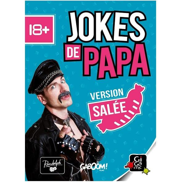 Jeu de societe jokes de papa extention sale