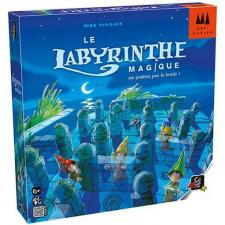 Jeu de société Labyrinthe magique (x1) REF/DRLAB