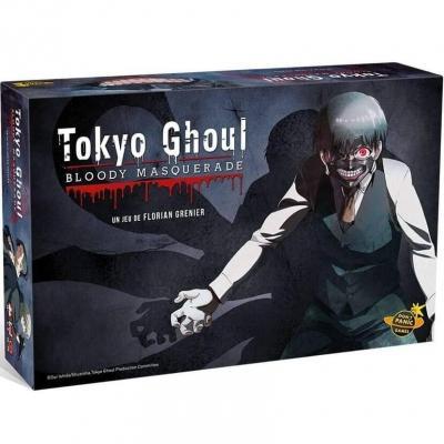 Jeu de société Manga: Tokyo Ghoul, Bloody Masquerade (x1) REF/DPG1004