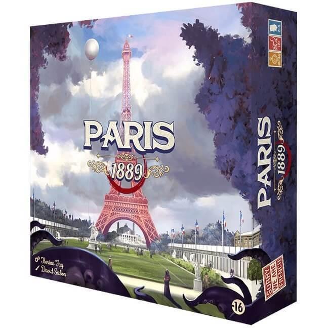 Jeu de societe original paris 1889