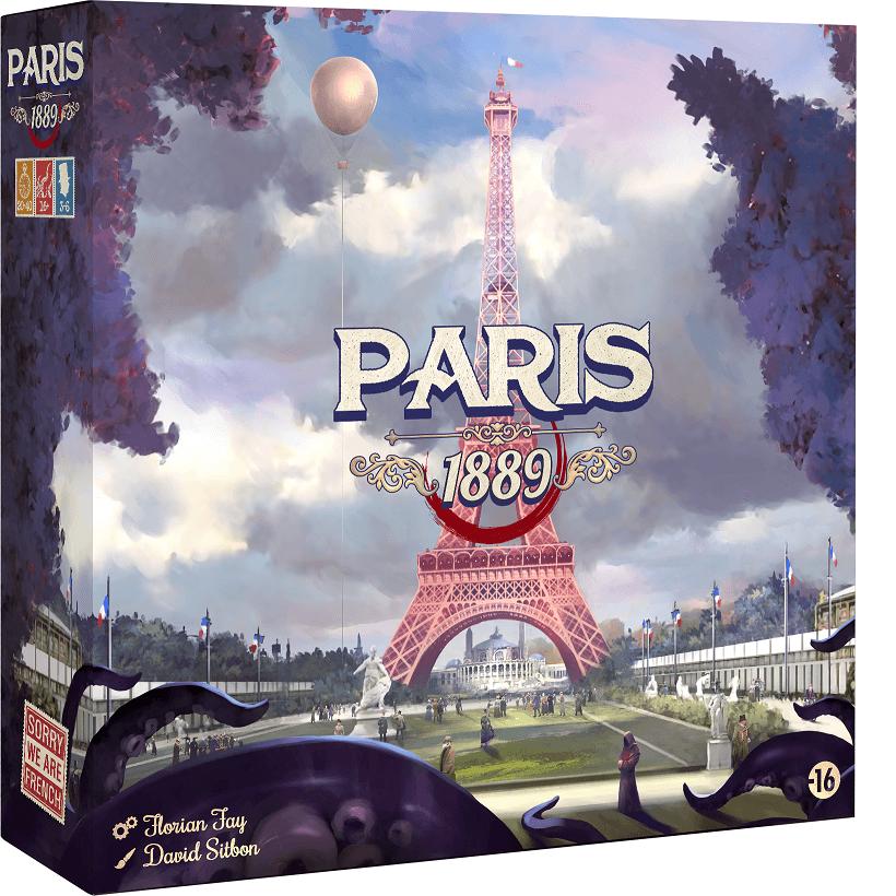 Jeu de societe paris 1889