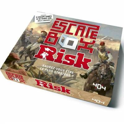 Jeu de société Escape Box: Risk (x1) REF/404ED0391