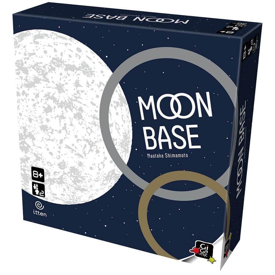 Jeu de societe scientifique moon base