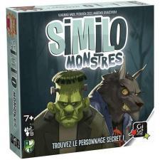 Jeu de société Halloween: Similo monstres (x1) REF/HSMO