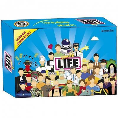 Jeu de société Smile Life (x1) REF/SMI9017