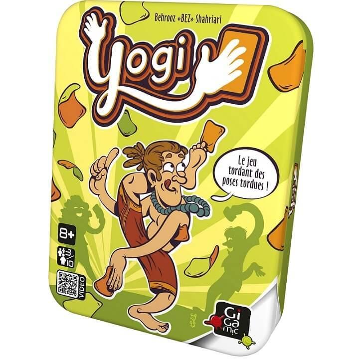 Jeu de societe yogi