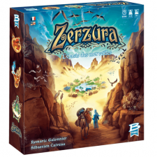 Jeu de société Zerzura: l'oasis des merveilles (x1) REF/BRZER