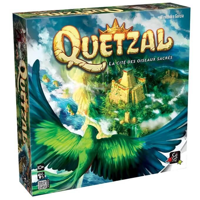 Jeu de strategie quetzal